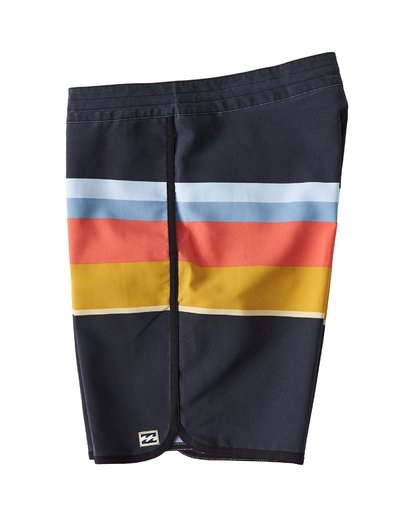 3 73 Stripe LT Boardshorts Blue M198VBSP Billabong
