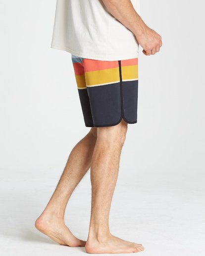 9 73 Stripe LT Boardshorts Blue M198VBSP Billabong