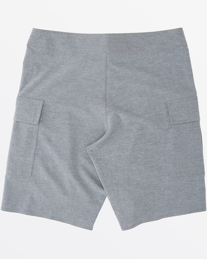 1 Combat Bottle Opener Pro Boardshorts Grey M1991BCB Billabong