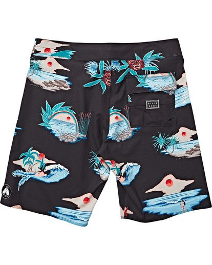 1 Cheers Parko Pro Black M199UBPR Billabong