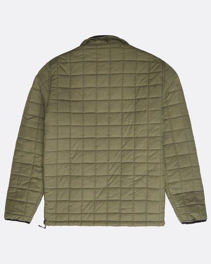 2 Boundary Reversible Puffer Jacket  M1JK03BIW8 Billabong