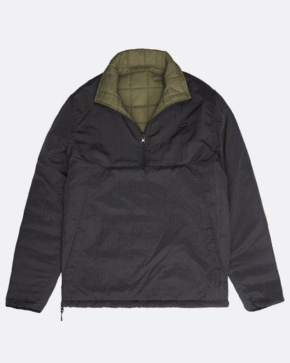 3 Boundary Reversible Puffer Jacket  M1JK03BIW8 Billabong