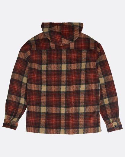 1 Furnace Anorak Polar Fleece Shirt  M1SH04BIW8 Billabong
