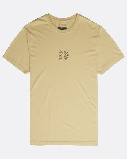 0 Falabar T-Shirt Beige M1SS06BIW8 Billabong
