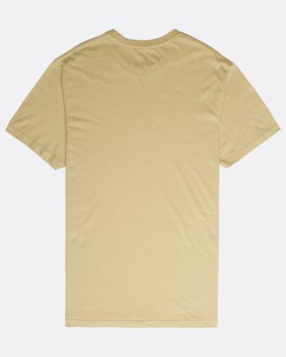 1 Falabar T-Shirt Beige M1SS06BIW8 Billabong