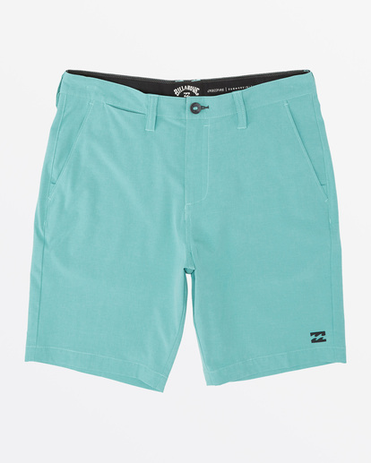 3 Crossfire X  Mid Submersible Walkshort Green M2011BCM Billabong