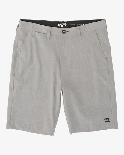 "0 Crossfire X  Mid Submersible Short 19"" Grey M2011BCM Billabong"