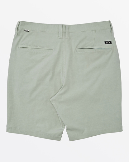1 Crossfire X  Mid Submersible Walkshort Grey M2011BCM Billabong