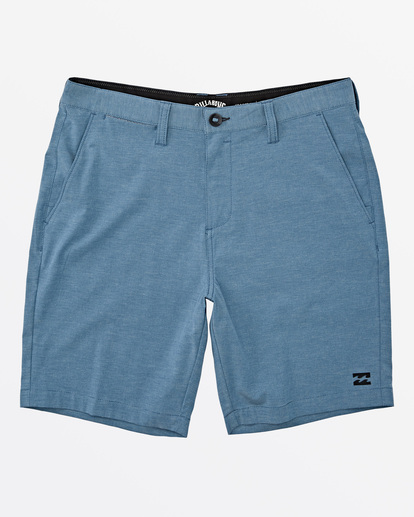 0 Crossfire X  Mid Submersible Walkshort Grey M2011BCM Billabong