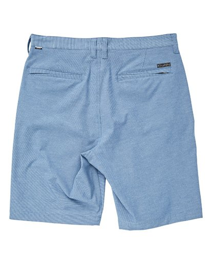1 Crossfire X Mid Length Submersibles Shorts Blue M201QBCM Billabong