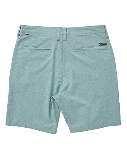 3 Crossfire X Mid Length Submersibles Shorts Blue M201TBXE Billabong