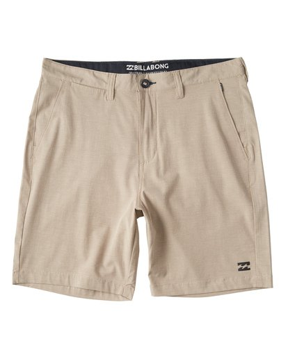 0 Crossfire X Submersibles Shorts Green M201UBCE Billabong