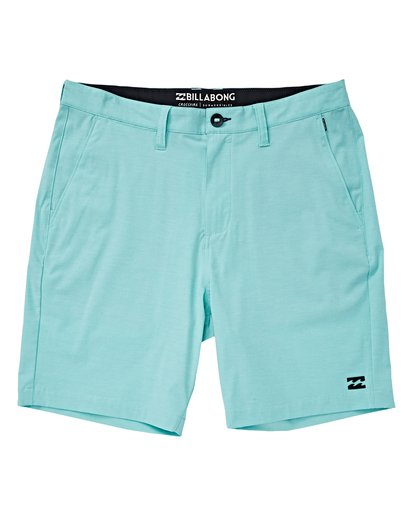 0 Crossfire X Mid Length Submersibles Shorts Blue M201VBCM Billabong