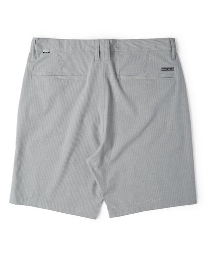 4 Crossfire X Mid Length Submersibles Shorts Grey M201VBCM Billabong