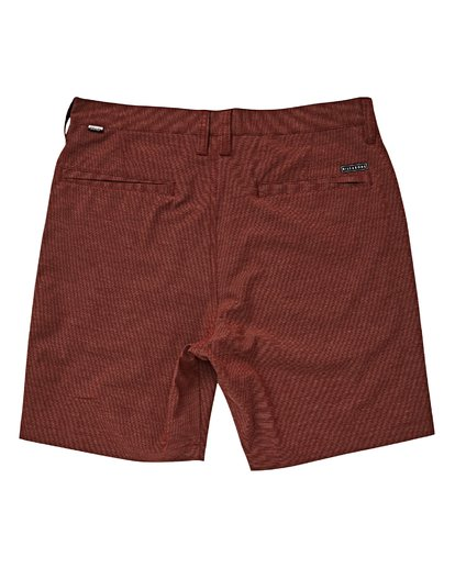 1 Crossfire X Mid Length Submersibles Shorts Brown M201VBCM Billabong