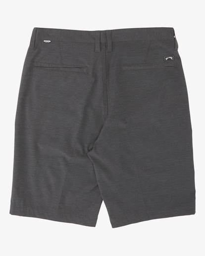 "6 Crossfire Submersible Short 21"" Black M2021BCX Billabong"