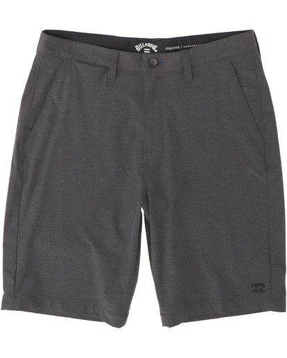 "5 Crossfire Submersible Short 21"" Black M2021BCX Billabong"