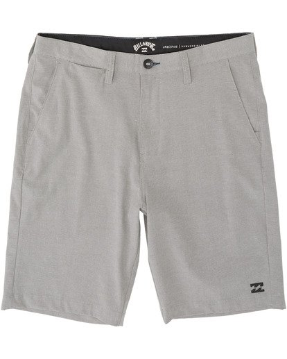 4 Crossfire Submersible Walkshort Grey M2021BCX Billabong