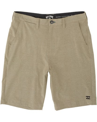 "5 Crossfire Submersible Short 21"" Beige M2021BCX Billabong"