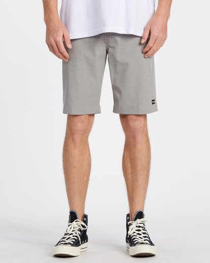 0 Crossfire Submersible Walkshort Grey M2021BCX Billabong