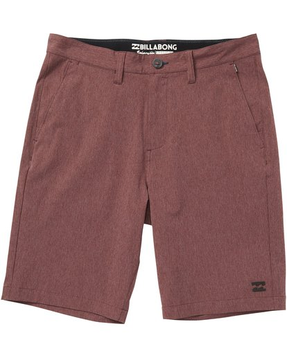 0 Crossfire X Submersibles Shorts Purple M202NBCX Billabong
