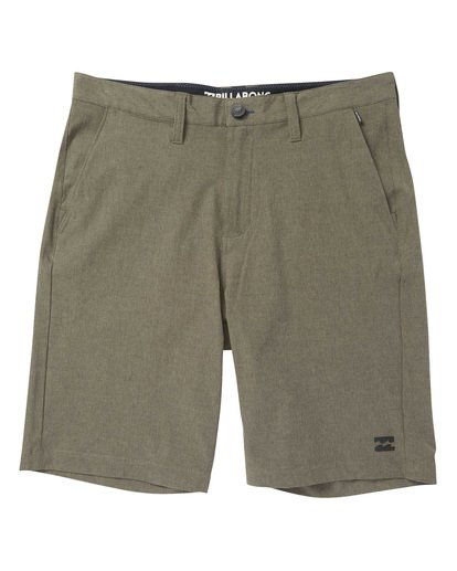 0 Crossfire X Submersibles Shorts Green M202NBCX Billabong