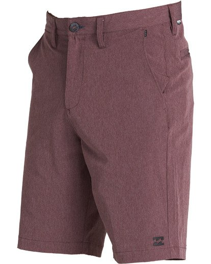 2 Crossfire X Submersibles Shorts Purple M202NBCX Billabong