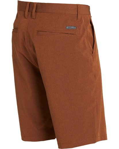 2 Crossfire X Submersibles Shorts Brown M202NBCX Billabong