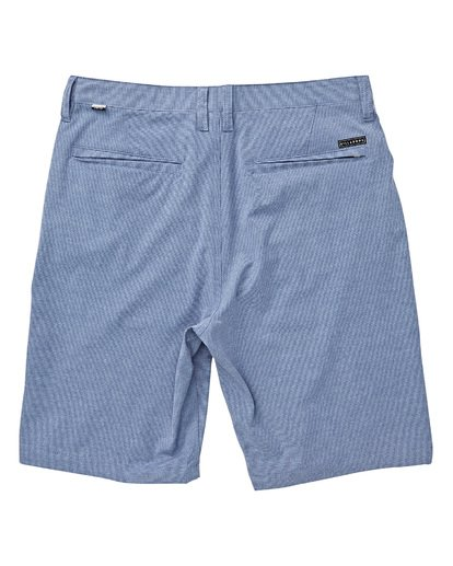 1 Crossfire X Submersibles Shorts Blue M202TBXE Billabong