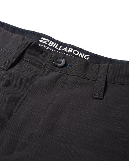 7 Crossfire X Submersibles Shorts Black M202VBCX Billabong
