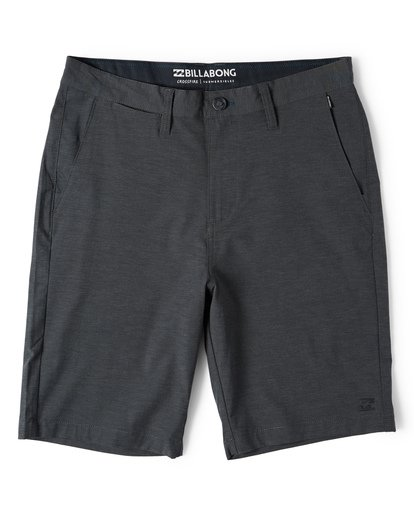 3 Crossfire X Submersibles Shorts Black M202VBCX Billabong