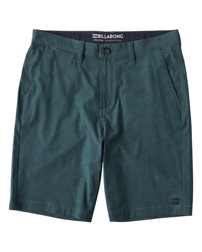 0 Crossfire X Submersibles Shorts Green M202VBCX Billabong