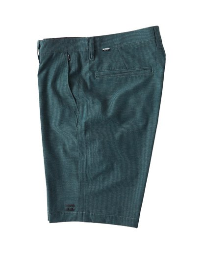 2 Crossfire X Submersibles Shorts Green M202VBCX Billabong