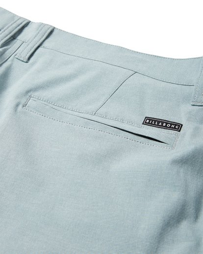 8 Crossfire X Submersibles Shorts Blue M202VBCX Billabong