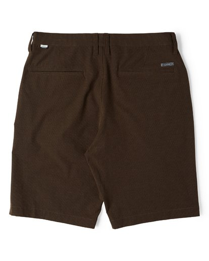 4 Crossfire X Submersibles Shorts Brown M202VBCX Billabong