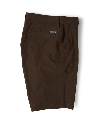 5 Crossfire X Submersibles Shorts Brown M202VBCX Billabong