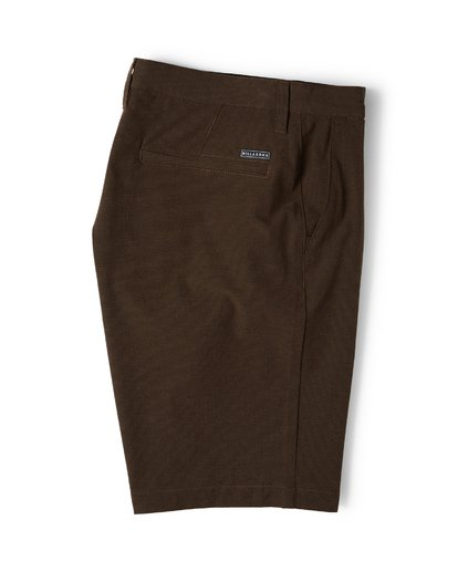6 Crossfire X Submersibles Shorts Brown M202VBCX Billabong