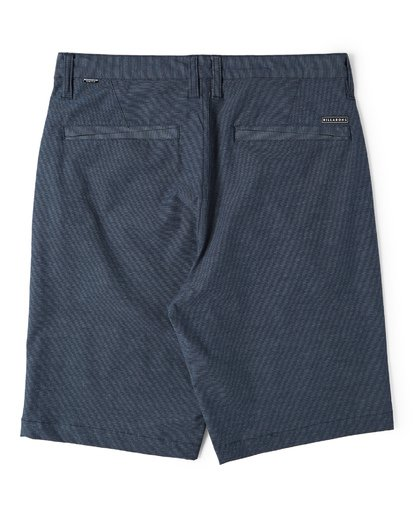 4 Crossfire X Submersibles Shorts Blue M202VBCX Billabong