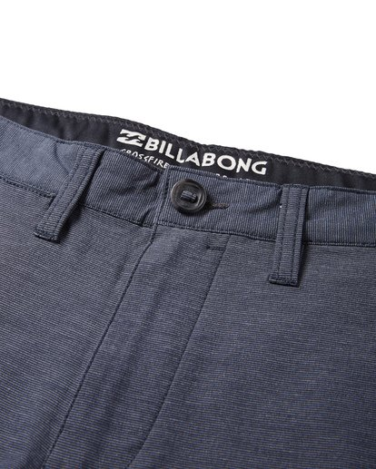 7 Crossfire X Submersibles Shorts Blue M202VBCX Billabong