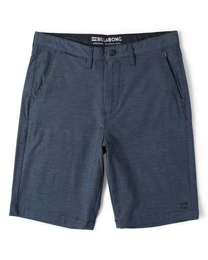 3 Crossfire X Submersibles Shorts Blue M202VBCX Billabong