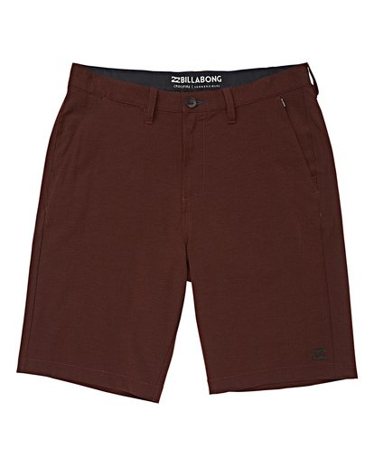 0 Crossfire X Submersibles Shorts Red M202VBCX Billabong
