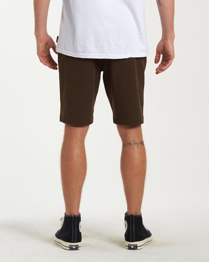 2 Crossfire X Submersibles Shorts Brown M202VBCX Billabong