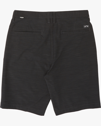 5 Crossfire Slub Submersible Walkshort Black M2031BCS Billabong