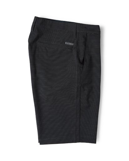 6 Crossfire X Slub Submersible Shorts Black M203NBCS Billabong