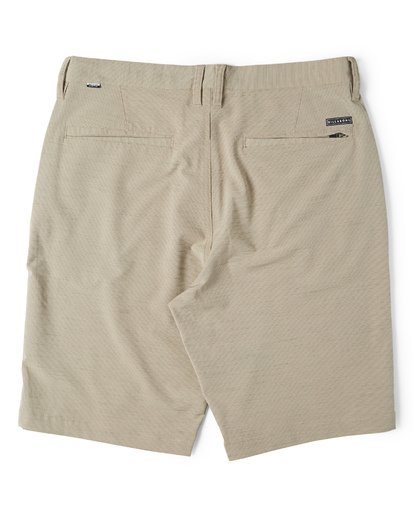 4 Crossfire X Slub Submersible Shorts Beige M203NBCS Billabong