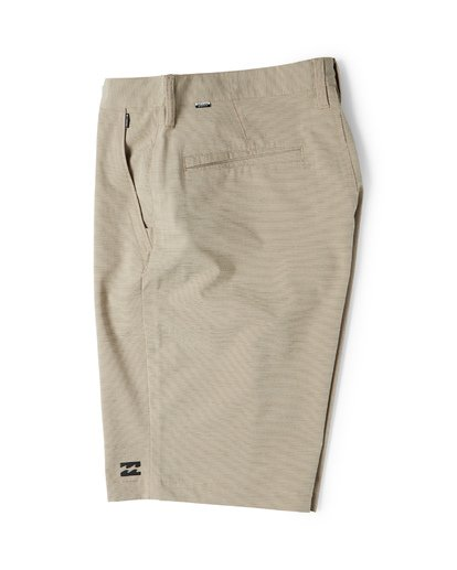 5 Crossfire X Slub Submersible Shorts Beige M203NBCS Billabong