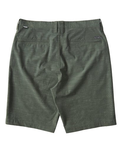 1 Crossfire X Slub Submersible Shorts Green M203NBCS Billabong
