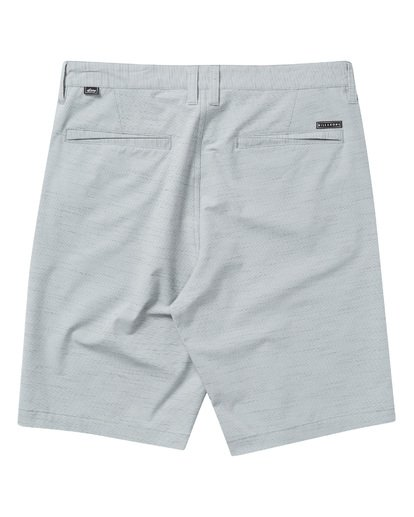1 Crossfire X Slub Submersible Shorts Grey M203NBCS Billabong