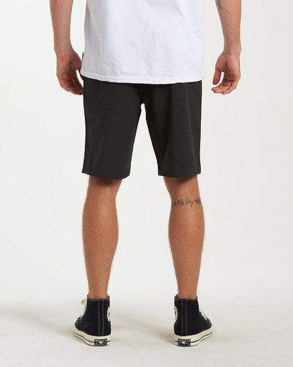 2 Crossfire X Slub Submersible Shorts Black M203NBCS Billabong