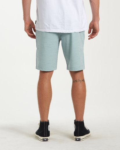 2 Crossfire X Slub Submersible Shorts Blue M203NBCS Billabong